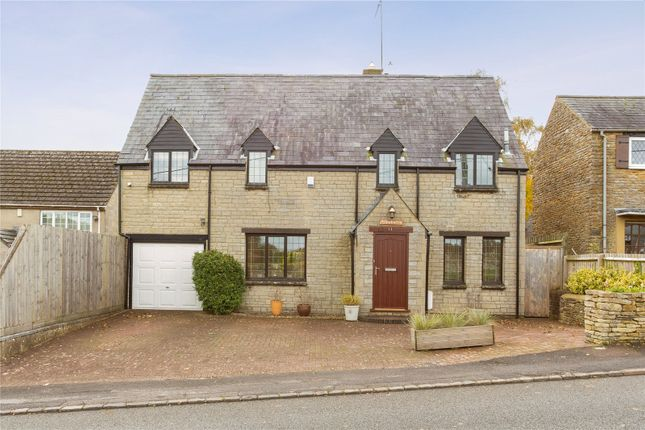 Thumbnail Detached house for sale in Blenheim, Croughton, Brackley, Northamptonshire