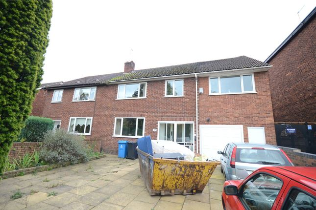 Thumbnail Semi-detached house for sale in Church Road, Halewood, Liverpool