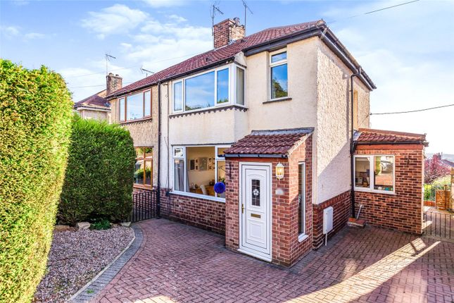 3 bed semi-detached house for sale in Nether Crescent, Grenoside, Sheffield S35