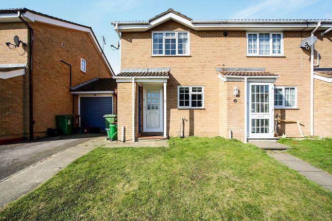 Thumbnail Semi-detached house to rent in Fairmont Close, Belvedere