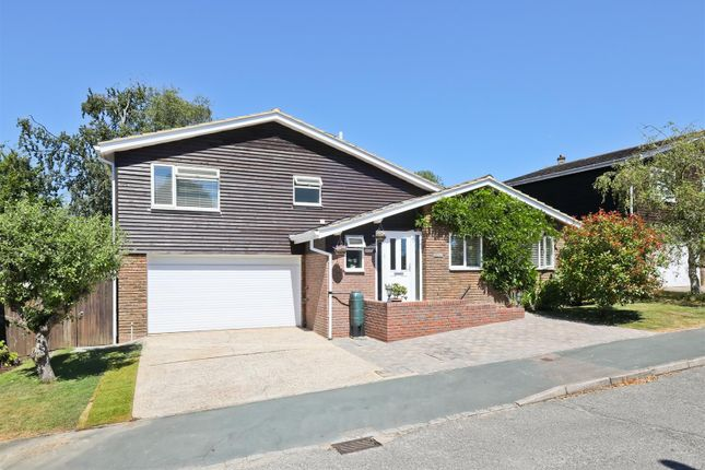 Thumbnail Detached house for sale in Keymer Gardens, Burgess Hill