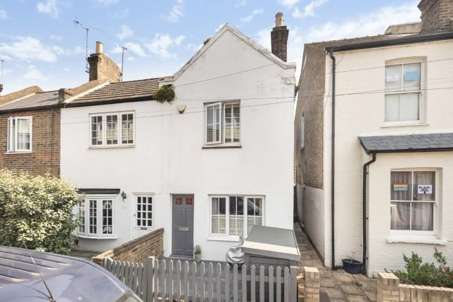 Thumbnail End terrace house for sale in York Road, Kingston Upon Thames