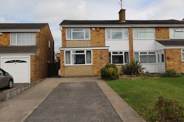 Thumbnail Semi-detached house to rent in Longway Avenue, Whitchurch, Bristol