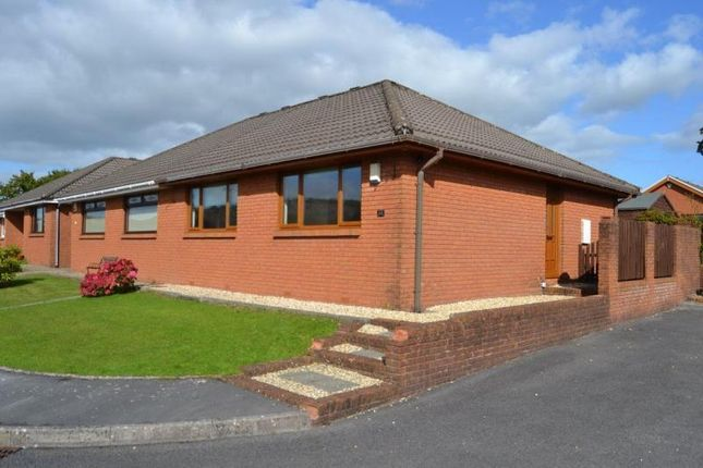 Thumbnail Bungalow to rent in Caeffynnon Road, Llandybie, Ammanford