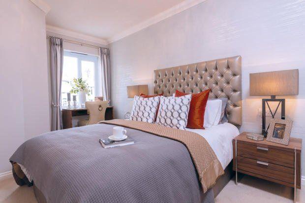 Bedroom of Kings Lodge, 71 King Street, Maidstone, Kent ME14