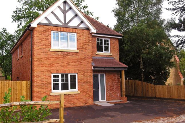 Thumbnail Detached house for sale in Chobham Road, Knaphill, Woking