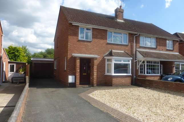 Thumbnail Semi-detached house to rent in Ridgeway Road, Swindon