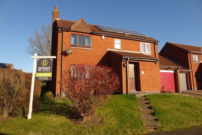 Thumbnail Detached house for sale in Marrick, Wilnecote, Tamworth