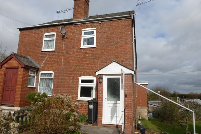 Thumbnail Cottage for sale in Hawthorn Cottages, Shelwick, Hereford