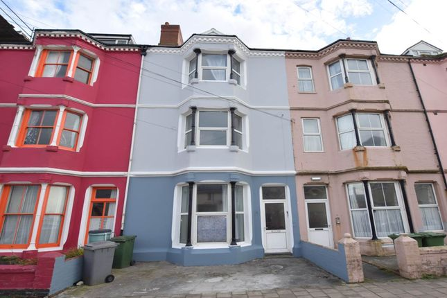 Thumbnail Flat to rent in Borth, Aberystwyth, Ceredigion
