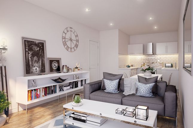 1 bed flat for sale in Water Street, Manchester M3