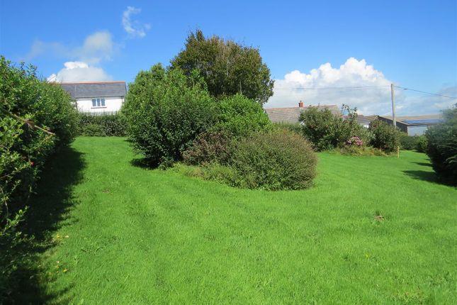 Land for sale in Llansadurnen, Laugharne, Carmarthen
