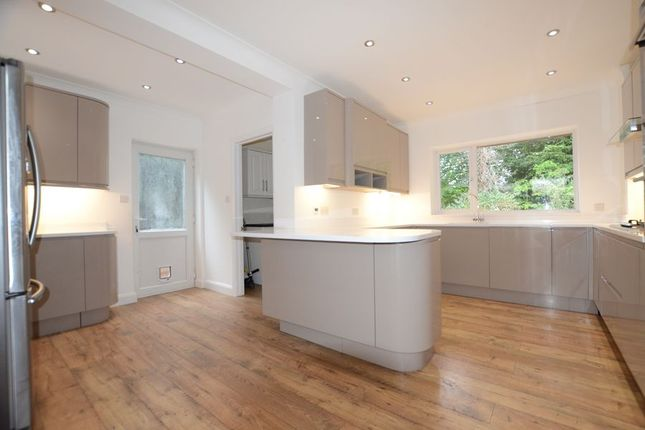 Thumbnail Detached house to rent in Carlton Close, Frimley, Camberley