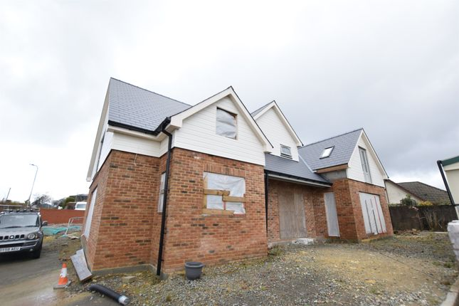 3 bed detached house for sale in Heol-Y-Bedw-Hirion, Markham, Blackwood NP12