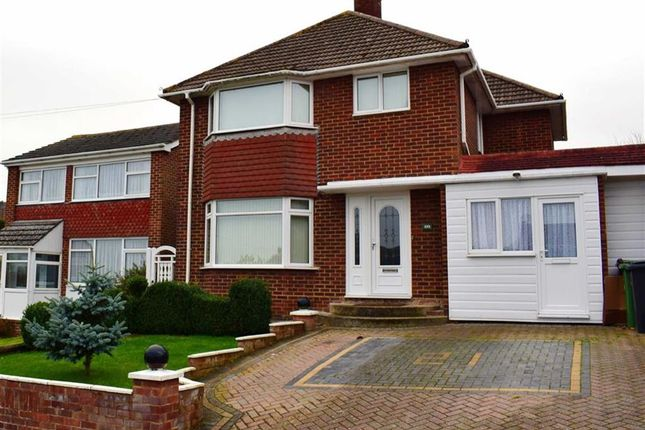Thumbnail Detached house for sale in Madeira Drive, Hastings, East Sussex