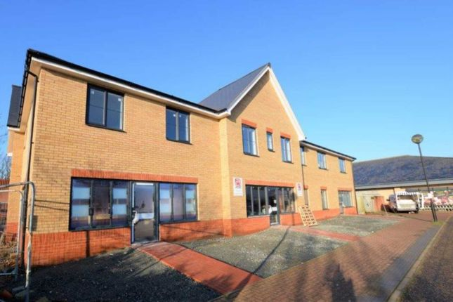 Thumbnail Flat for sale in Overtons Way, Poringland, Norwich