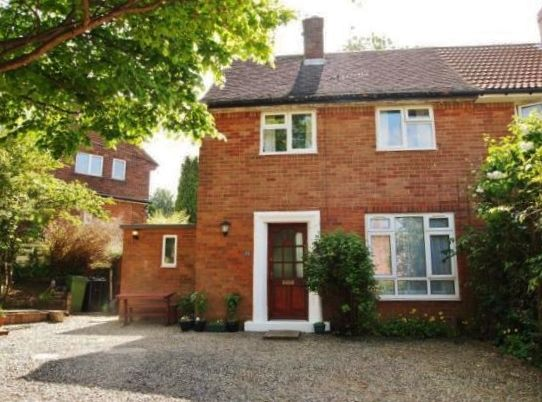 Thumbnail Semi-detached house to rent in Chandos Gardens, Roundhay, Leeds
