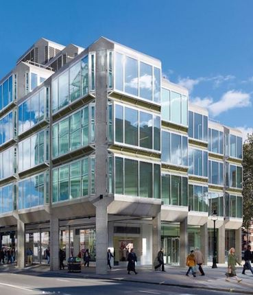Office to let in Cathedral Walk, London