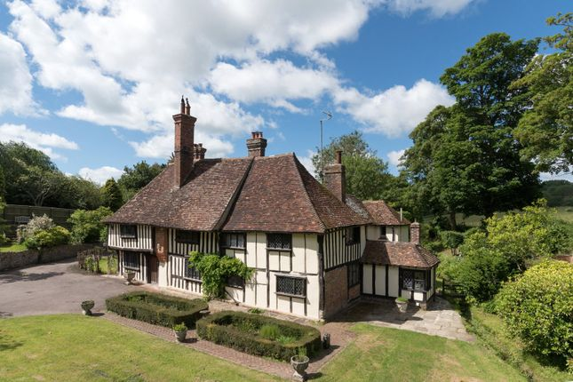 Thumbnail Detached house for sale in Sandling Road, Sandling, Hythe, Kent