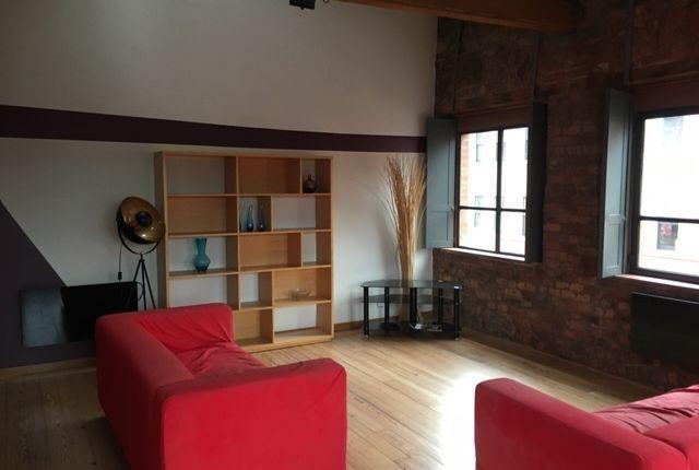 Lounge of Tib Street, Manchester M4