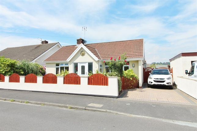 Thumbnail Detached bungalow for sale in Dorset Crescent, Newport