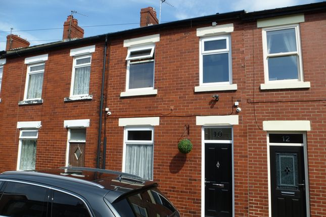 Thumbnail Terraced house to rent in Catherine Street, Wesham, Preston