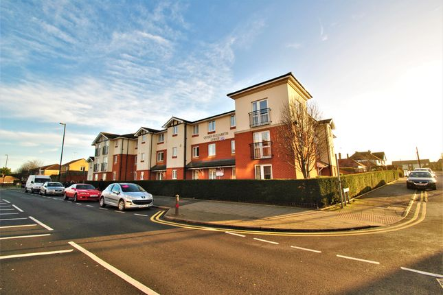 1 bed flat for sale in Laleham Gardens, Margate