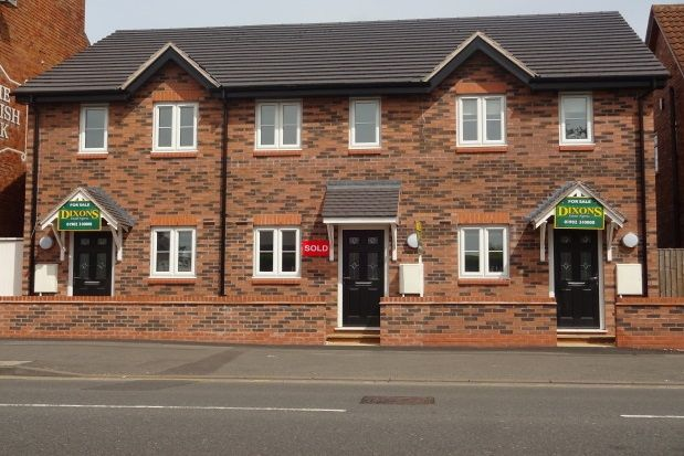 Thumbnail Property to rent in Willenhall Road, Wolverhampton