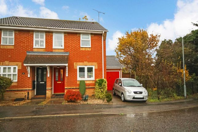 Thumbnail Semi-detached house for sale in Waverley Road, Laindon, Basildon