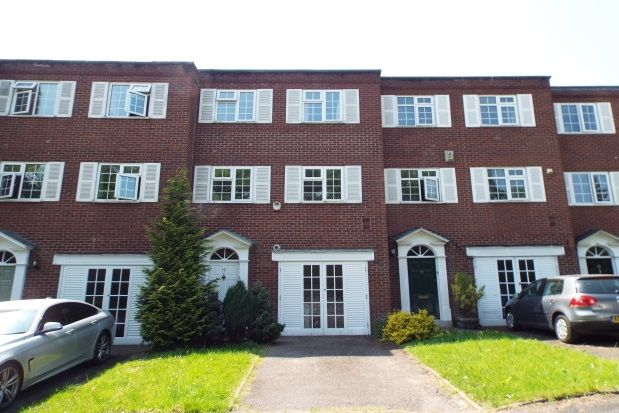 Thumbnail Property to rent in Briarwood, Wilmslow