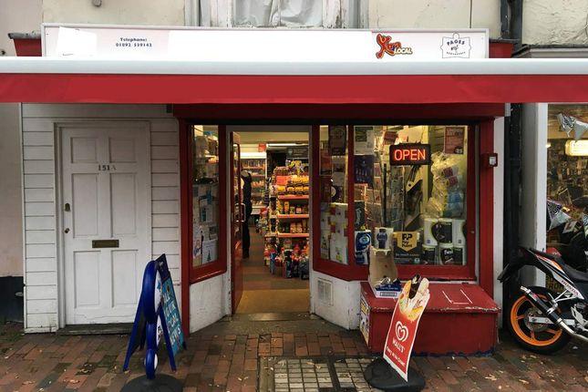 Thumbnail Retail premises for sale in Camden Road, Tunbridge Wells