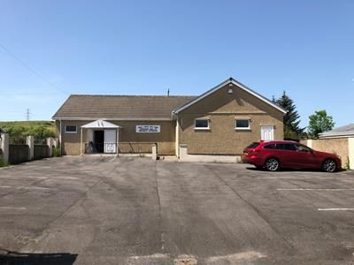 Thumbnail Commercial property for sale in Kingdom Hall, Roman Road, Neath, West Glamorgan