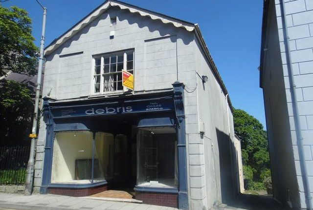 Thumbnail Property for sale in Main Street, Fishguard