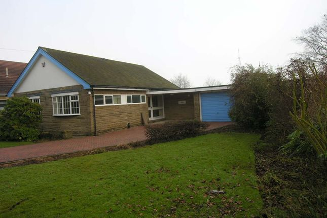 Thumbnail Detached bungalow to rent in The Balk, Walton, Wakefield