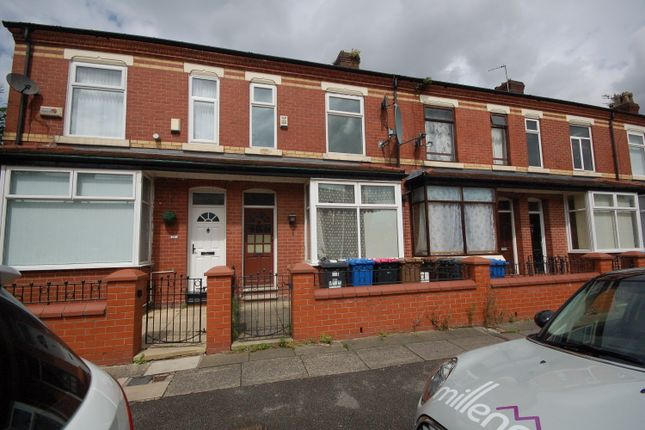Thumbnail Shared accommodation to rent in Gerald Road, Salford