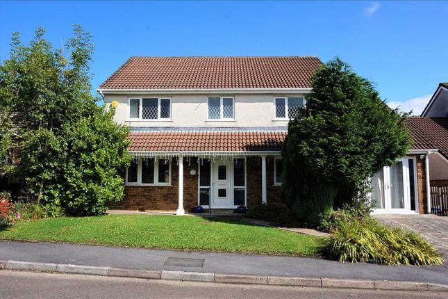 Thumbnail Detached house for sale in Ffordd Y Morfa, Black Lion Road, Gorslas, Llanelli