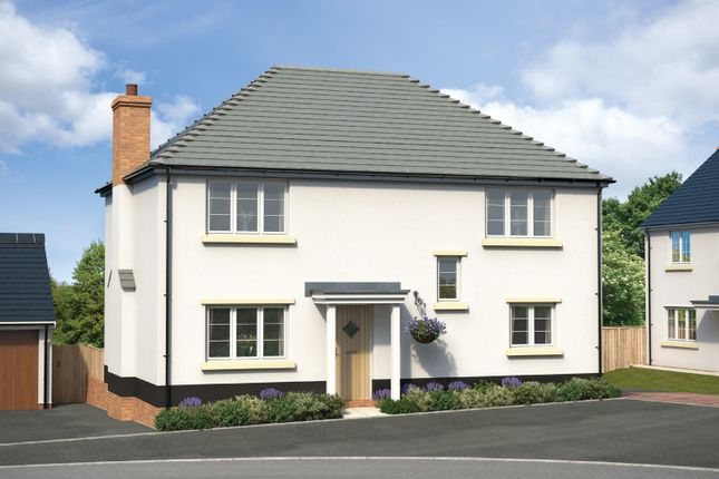 Thumbnail Detached house for sale in Plot 43, Ladywell Meadows, Chulmleigh