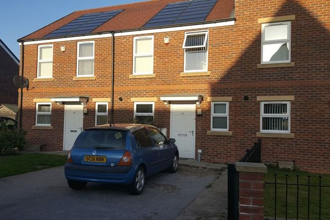 Thumbnail Property to rent in Church Drive, Shirebrook, Mansfield
