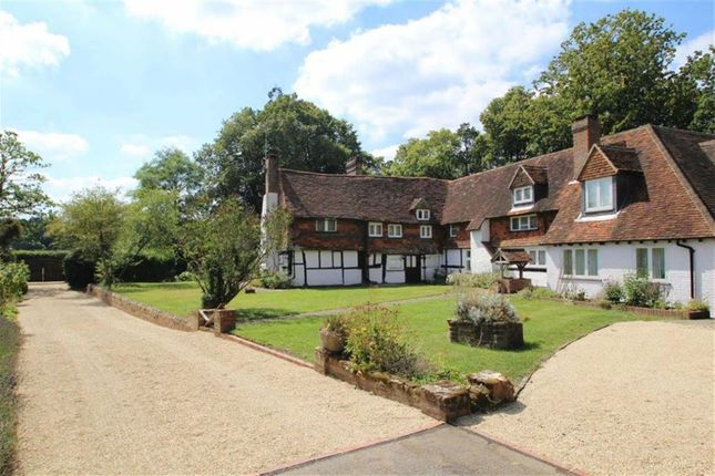 Thumbnail Detached house for sale in Fisher Lane, Chiddingfold, Surrey