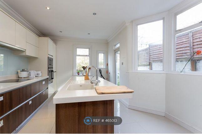 Thumbnail Flat to rent in Racton Road, London