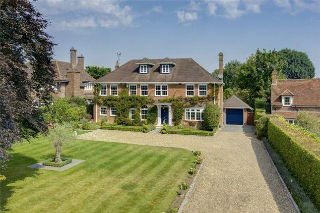 Thumbnail Detached house for sale in North Road, Chesham Bois, Amersham, Buckinghamshire