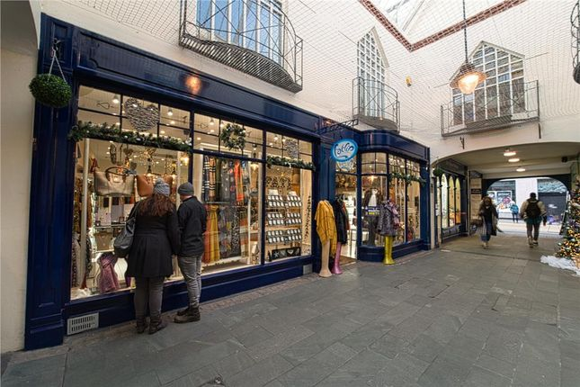 Thumbnail Retail premises for sale in 2 & 2A Reindeer Court, Worcester