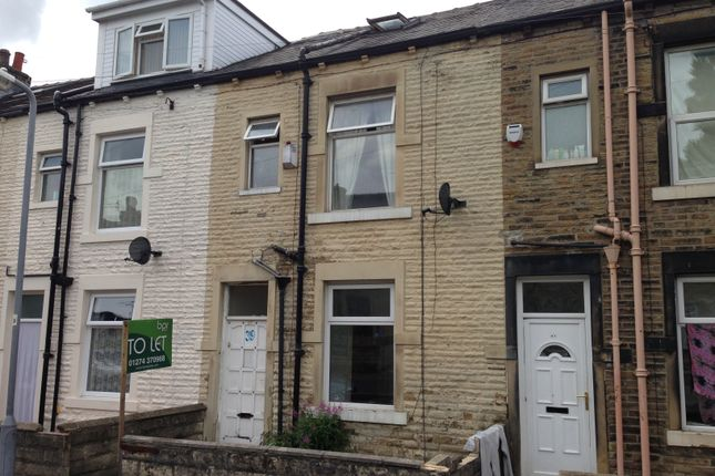 Thumbnail Terraced house to rent in Falmouth Avenue, Bradford