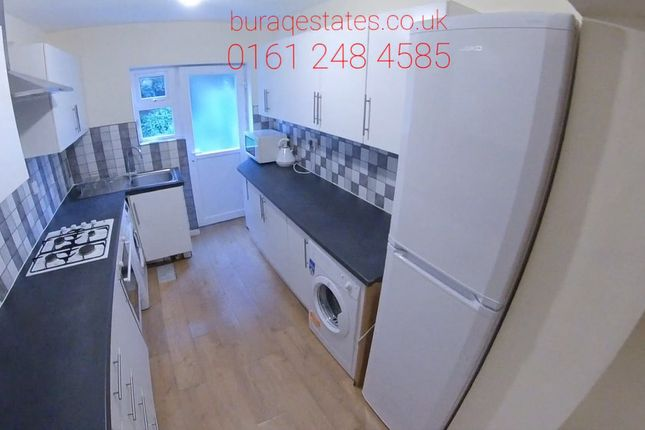 Thumbnail Semi-detached house to rent in Clifton Avenue, Fallowfield, Manchester
