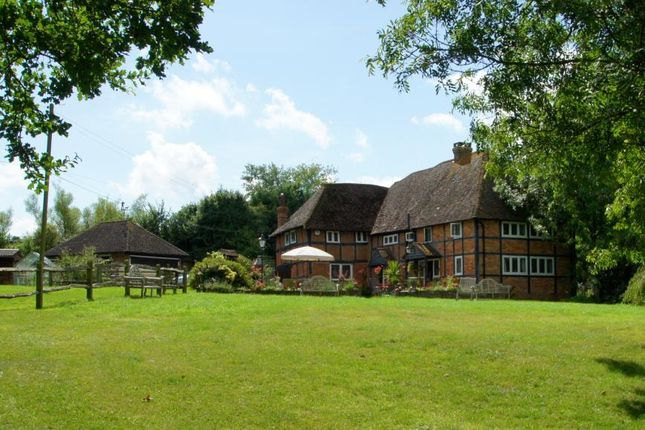 5 bed detached house for sale in The Village, Ashurst, Steyning, West Sussex