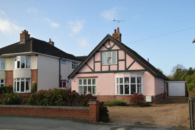 Thumbnail Detached bungalow for sale in Straight Road, Lexden, Colchester