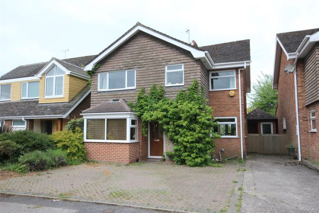 Thumbnail Detached house for sale in Broughton Close, Church Broughton, Derby