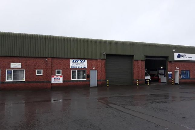 Thumbnail Light industrial to let in Unit 3 Sadler Park, Earlsfield Close, Sadler Road, Lincoln