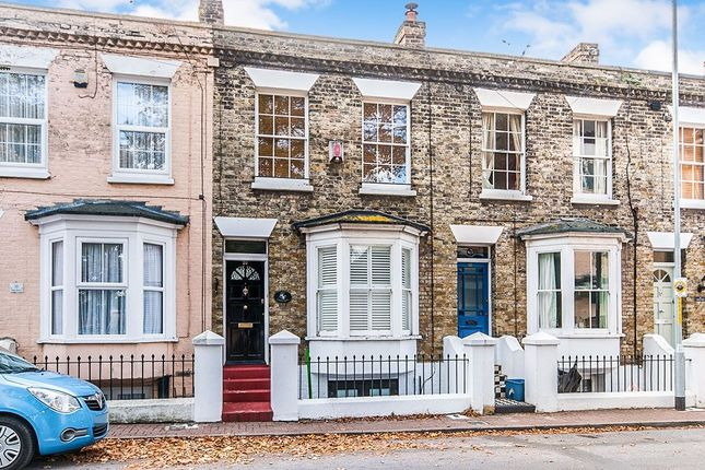 Thumbnail Terraced house to rent in High Street, St. Peters, Broadstairs