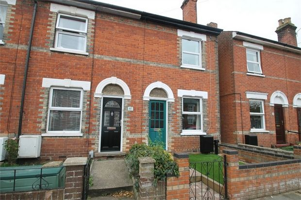 Thumbnail Terraced house for sale in Wickham Rd, Colchester, Essex